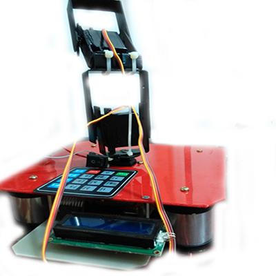 پروژه بازو رباتیک ( مستندات آموزش ساخت)