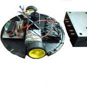 پروژه ی کامل ربات جنگجو 2(همراه با مستندات ساخت ربات)