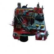 ربات تعقیب خط رنگی( مستندات آموزشی)