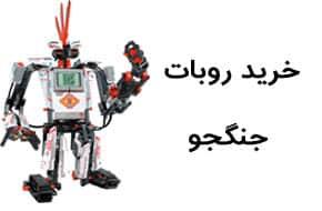 پروژه های ربات جنگجو