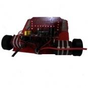 پروژه ربات مسیر یاب 300 rpm