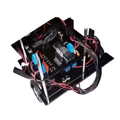 پروژه ربات کارگر