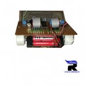 پروژه ی ربات مسیر یاب حرفه ای کوچک۵۰۰rpm(همراه با مستندات آموزش ساخت)