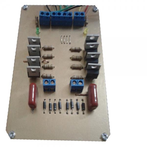 درایور موتور پله ای(استپ موتور)