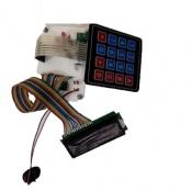 پروژه ی اسیلاتور تولید پالس مربعی و سینوسی(با قابلیت تنظیم فرکانس با کیپد)