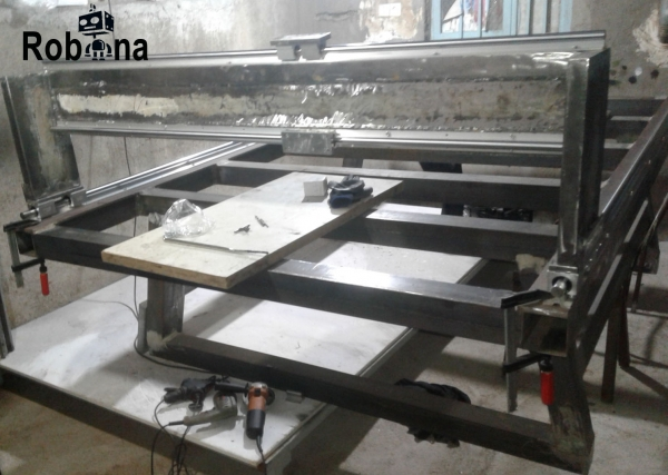 پروژه ساخت سی ان سی چوب