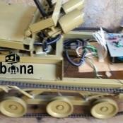 پروژه ربات نظامی