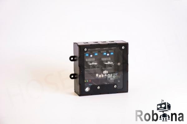 پکیج ریموت کنترل ۴ موتور بیسیم