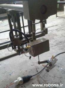 دستگاه ربات رنگ کاری قطعات دو بعدی